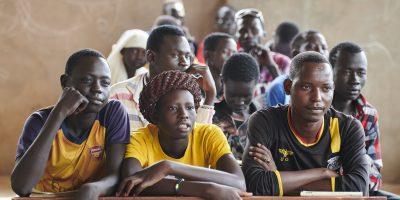 Women in South Sudan