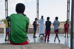 Sports and Development with the Youths in Ethiopia